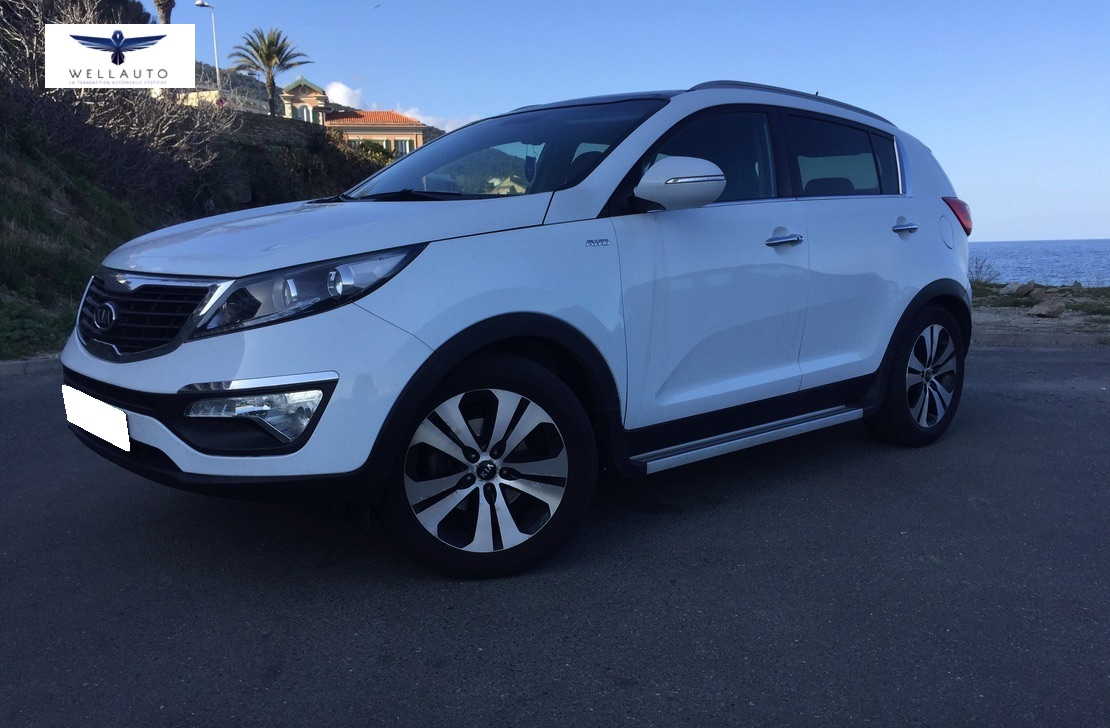 voiture kia sportage 2 0 crdi 136 4wd premium a occasion diesel 2011 37000 km 17990. Black Bedroom Furniture Sets. Home Design Ideas