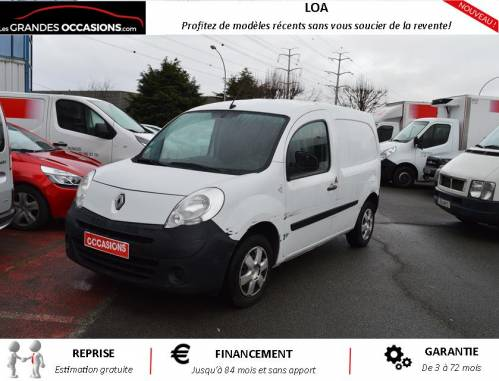 RENAULT KANGOO EXPRESS 1.5 DCI 90 GRAND CONFORT d'occasion