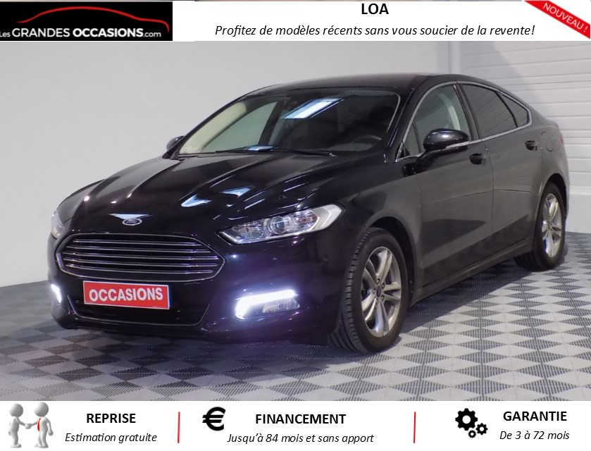FORD MONDEO 2.0 TDCi 150 Business Nav PowerShift A d'occasion