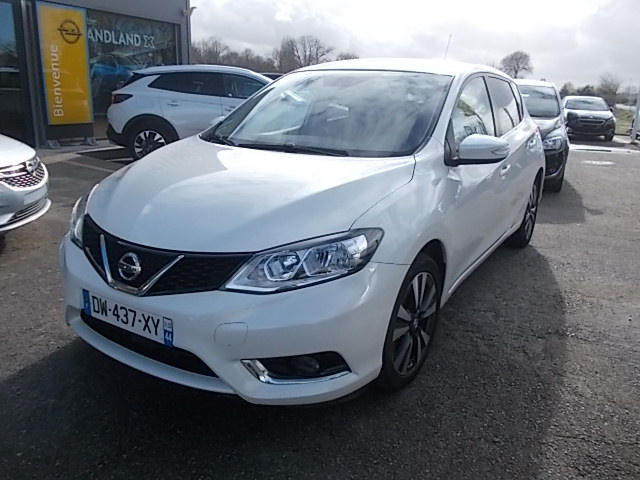 NISSAN 1.5 dCi 110 Connect Edition